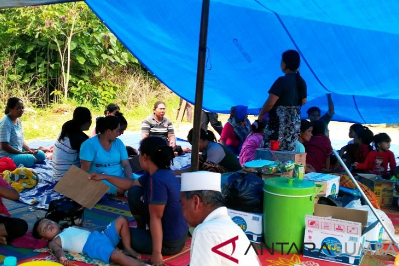 Korban gempa Solok Selatan diberikan terapi healing