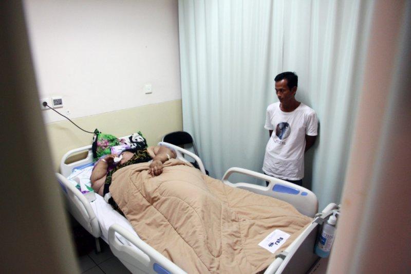 Pasien obesitas asal Karawang alami gangguan liver