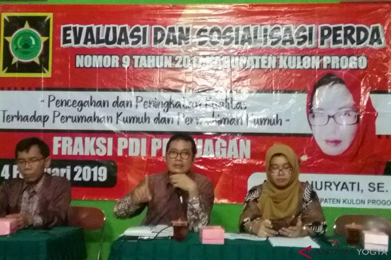 Ketua DPRD Kulon Progo minta masyarakat jaga lingkungan