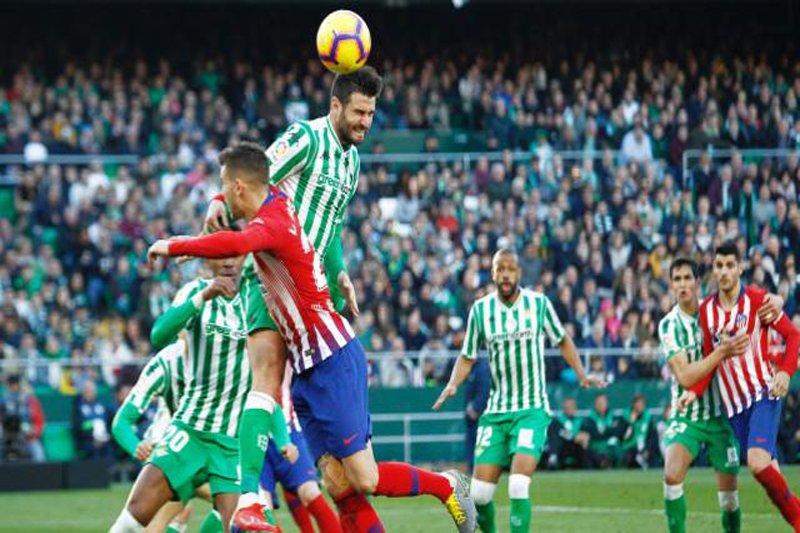 Atletico menyerah 0-1 dari Betis pada perdana Morata