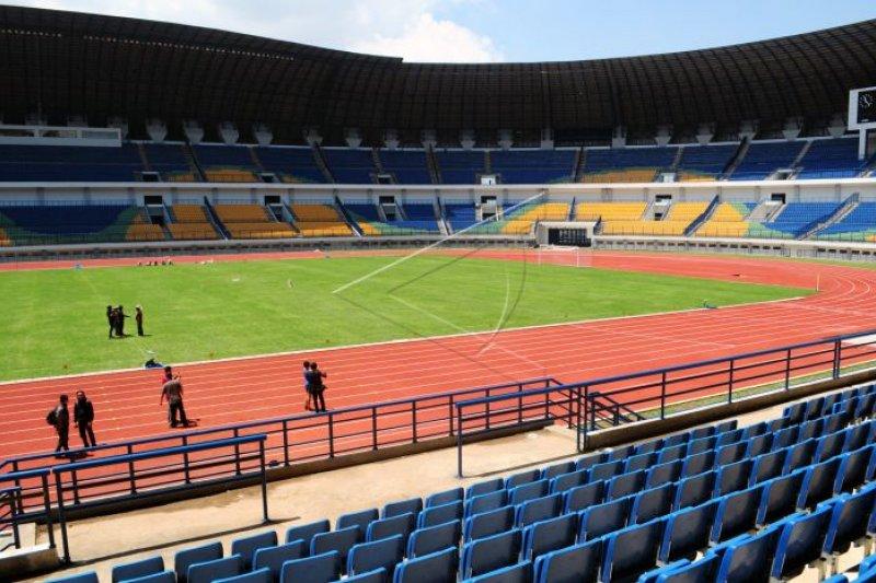 Laga Persib vs Persiwa di stadion GBLA ditunda