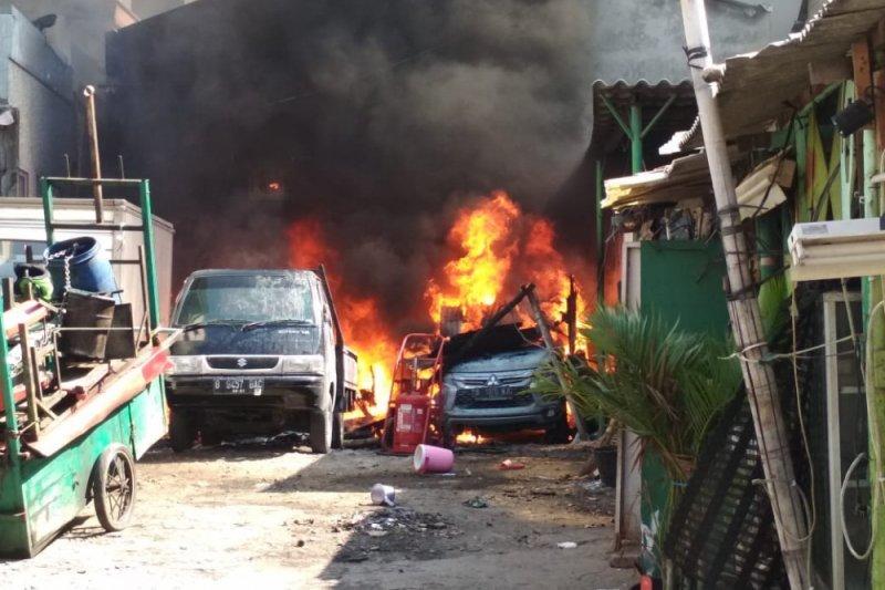 Polda Jateng Patroli Besar-besaran Antisipasi Teror Pembakaran Mobil, begini strateginya