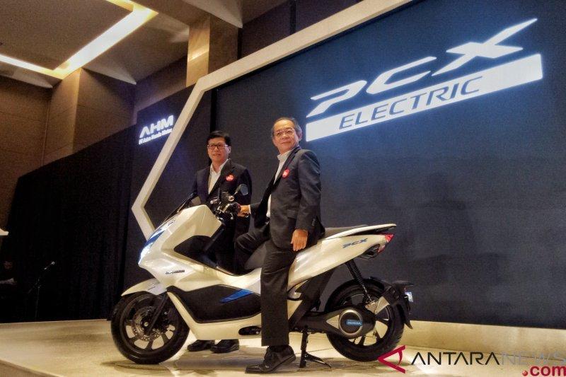 Honda PCX Electric hanya untuk disewakan