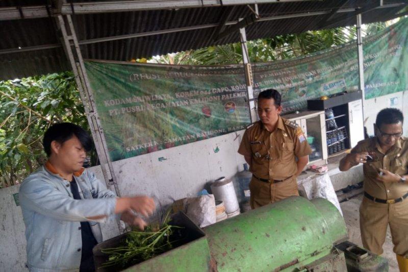 Palembang bangun tempat pengolahan sampah terpadu