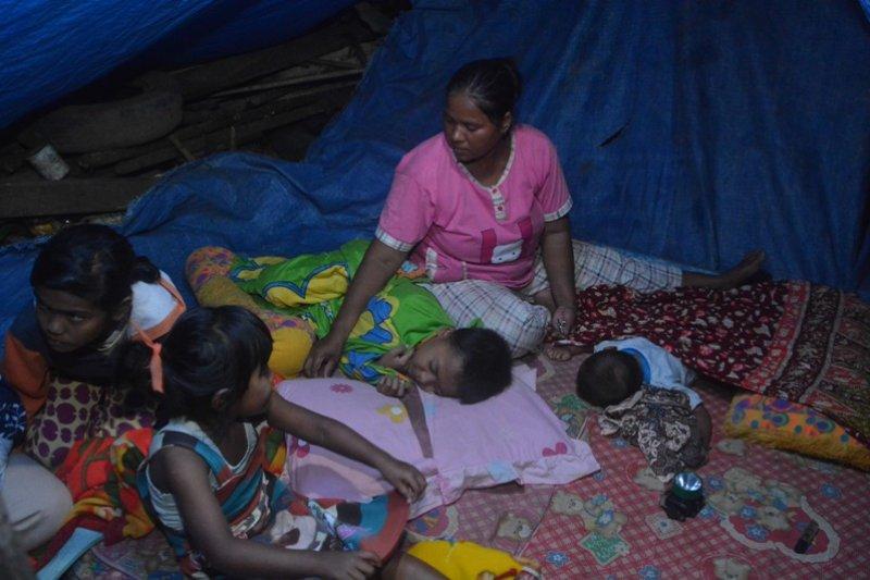 Psikolog berikan terapi healing kepada korban gempa Solok Selatan