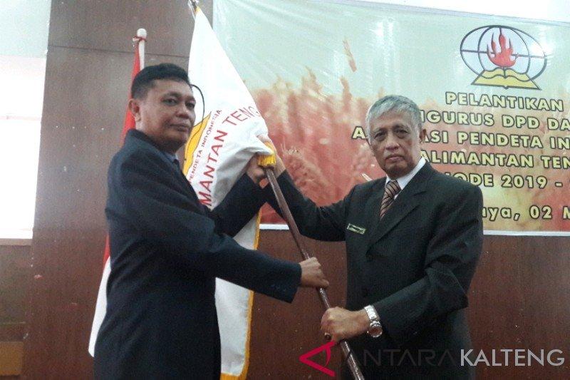 Pemprov minta pendeta di Kalteng bantu sukseskan pemilu 2019