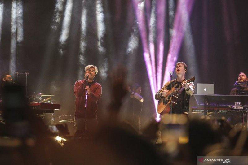 "Kodaline ajak Abdul Idol kolaborasi nyanyikan ""all I want"""