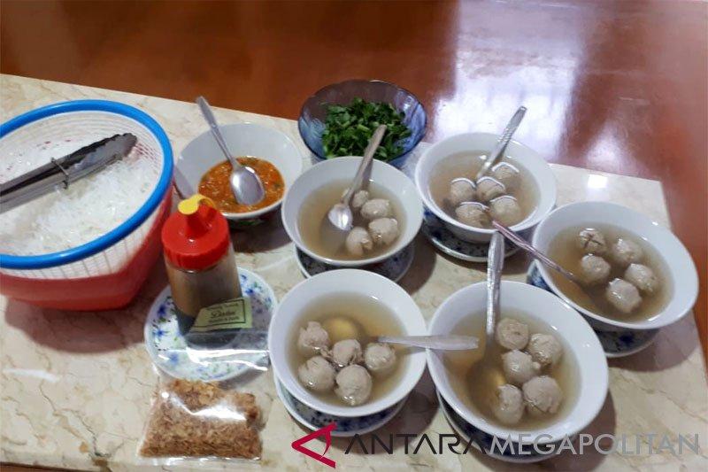 Sajian kuliner asli Indonesia menjadi sarana promosi di Portugal