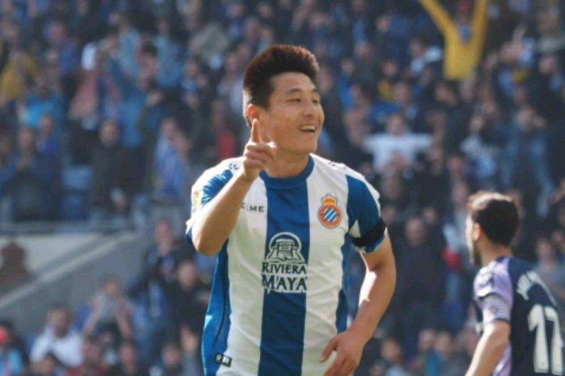 China panggil striker Espanyol untuk kualifikasi Piala Dunia
