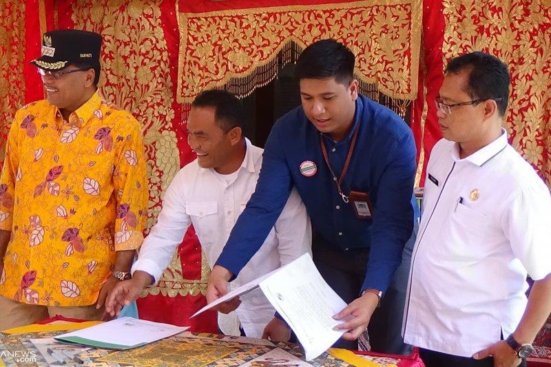 BPJS teken perjanjian kerja sama dengan Nagari Pioner Swa JKN