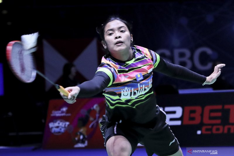 Gregoria tembus ke perempat final New Zealand Open 2019