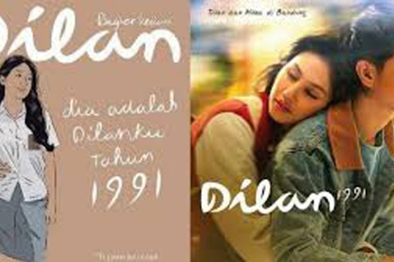 Dilan 1991 diakui sebagai film terlaris dengan jumlah penonton terbanyak