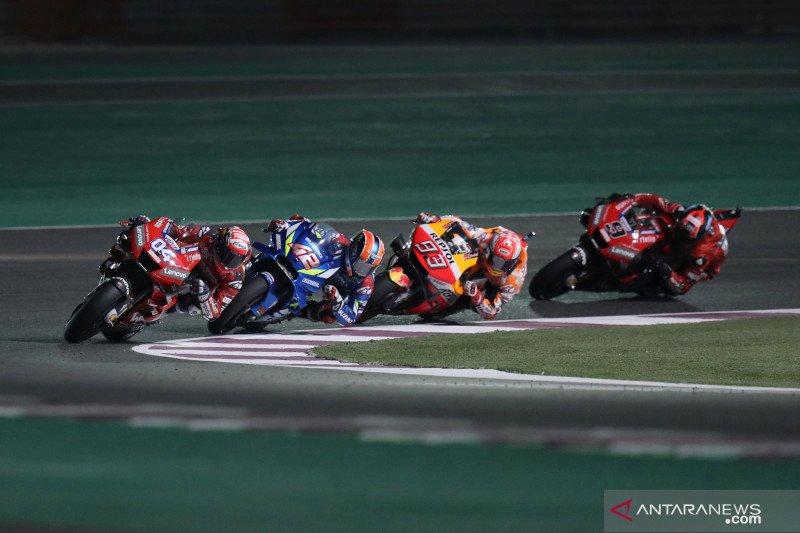 Tes pramusim MotoGP mulai digelar di Qatar