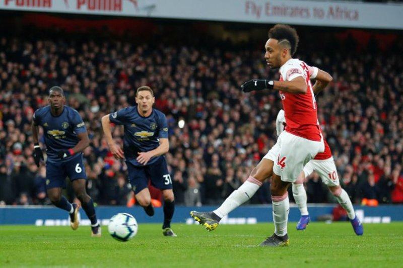 Laju tak terkalahkan United bersma Solskjaer terhenti di kandang Arsenal