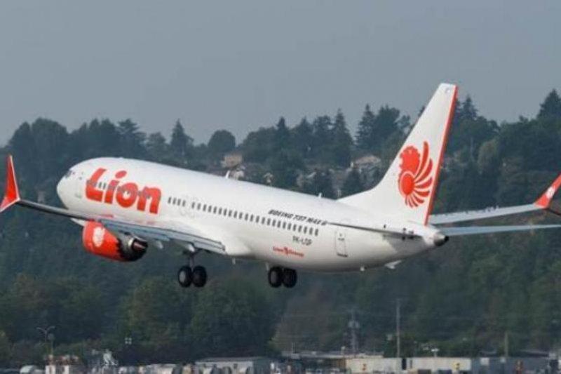 Lion Air sementara tidak terbangkan pesawat Boeing 737 Max 8
