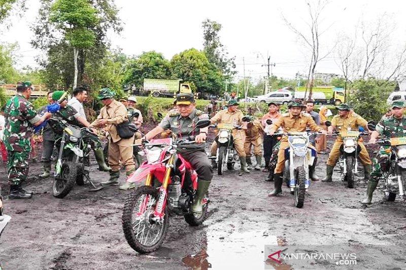 Program TMMD bertujuan membantu pembangunan daerah, kata Aster Kasad TNI