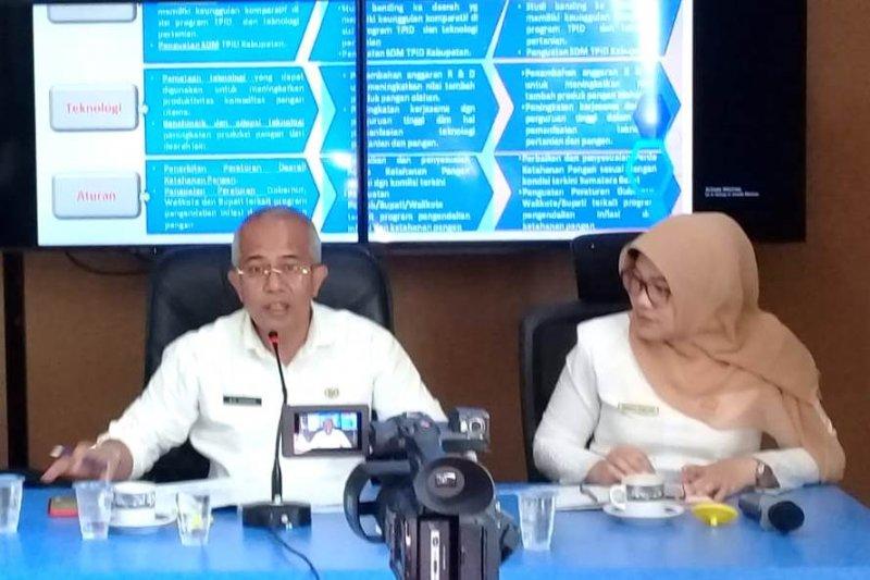 TPID Padang rancang upaya pengendalian harga pangan saat Ramadhan