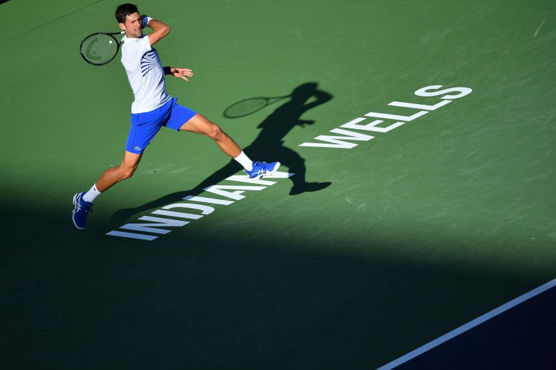 Tenis Indian Wells dibatalkan akibat virus corona