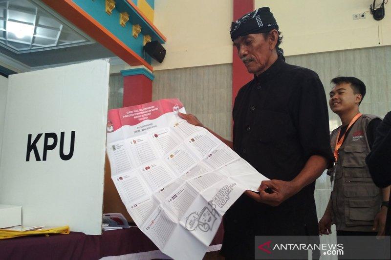KPU Kudus sosialisasi Pemilu 2019 kepada sedulur sikep