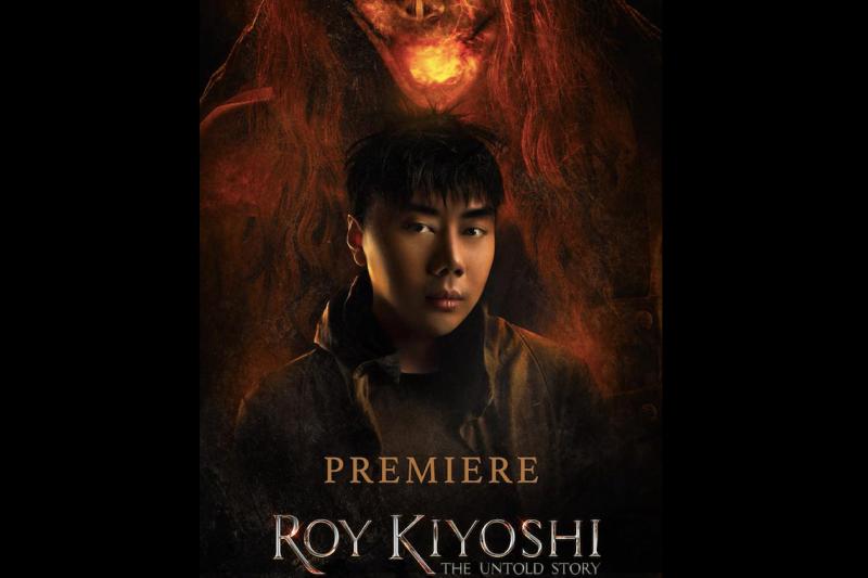 Roy Kiyoshi ditangkap polisi
