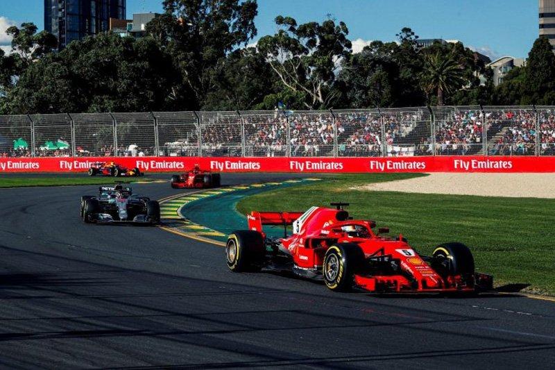 Ferrari siap tebar ancaman ke Mercedes di seri pembuka F1