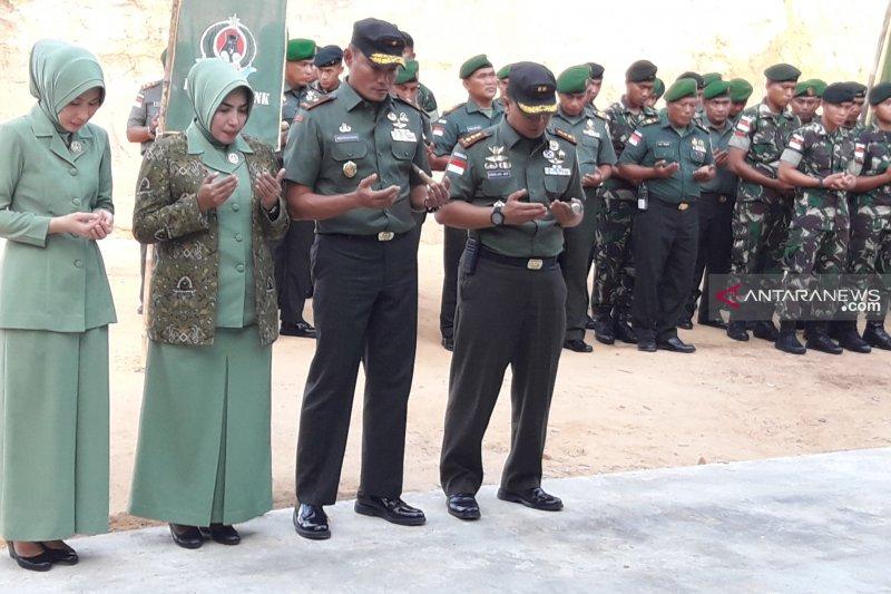 Korem 091 ASN janjikan penghargaan babinsa yang usir polisi Malaysia di Sei Ular