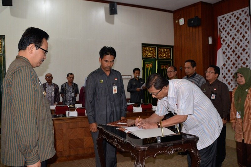 42 pelamar lolos seleksi pejabat tinggi pratama di Pemkot Yogyakarta
