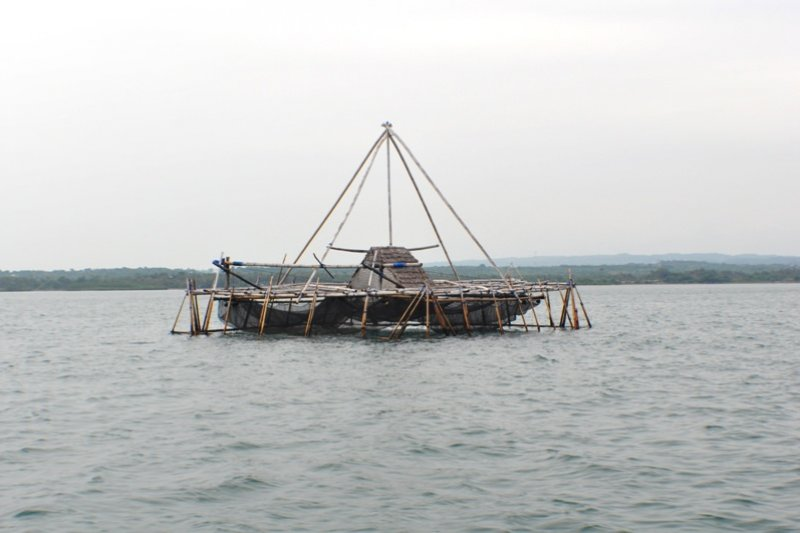 Pemkab Solok akan tertibkan bagan apung di Danau Singakarak