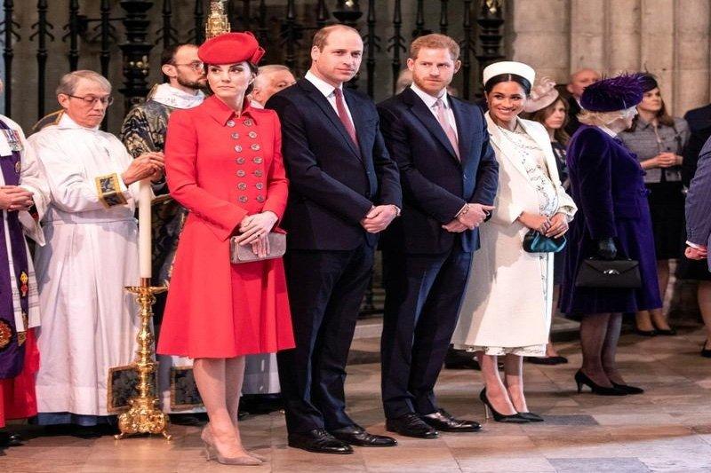 Pangeran Harry dan Meghan kelola rumah tangga sendiri