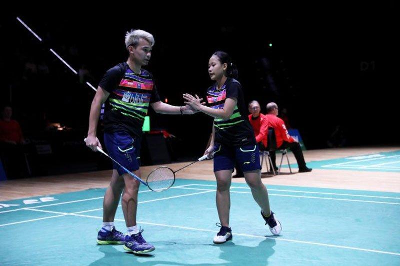 Rinov/Pitha ke semifinal Swiss Terbuka 2019