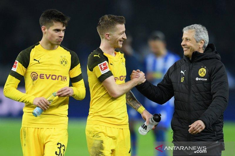 Ini yang membuat Dortmund siap tantang Munchen