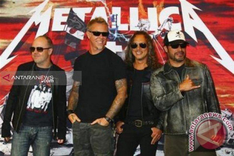 Konser ke empat Metallica donasikan 250.000 euro untuk pembangunan RS anak Rumania