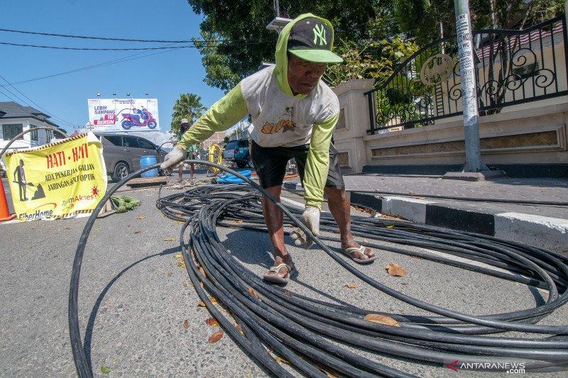PT Telkom prioritaskan pemulihan jaringan komunikasi di Papua