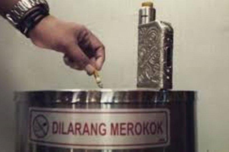 Seseorang sulit berhenti merokok,  Ini penjelasan dokter