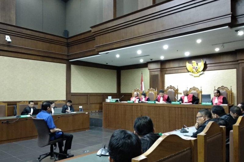 KPK ajukan kasasi terhadap putusan banding advokat Lucas