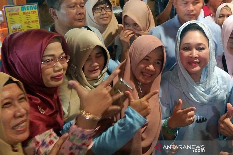 Titiek Soeharto optimistis Prabowo/Sandi menangi Pilpres 2019 (VIDEO)