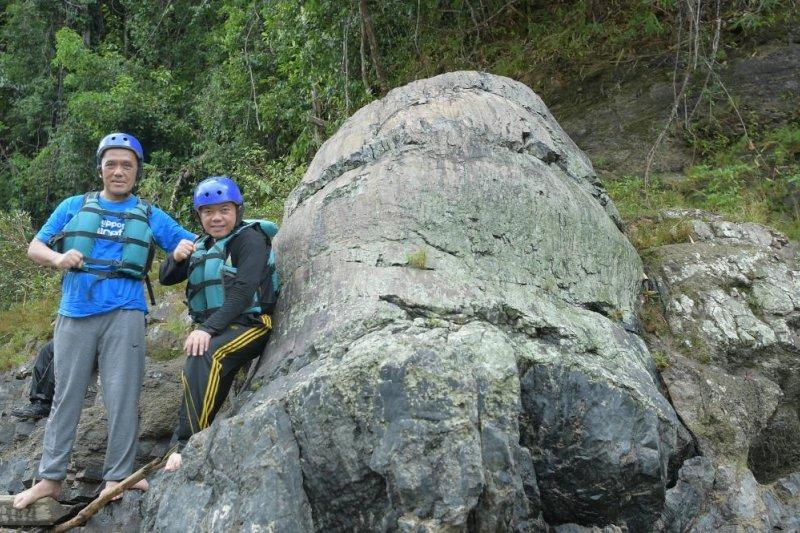 IPDN teliti keberadaan Geopark nasional Merangin