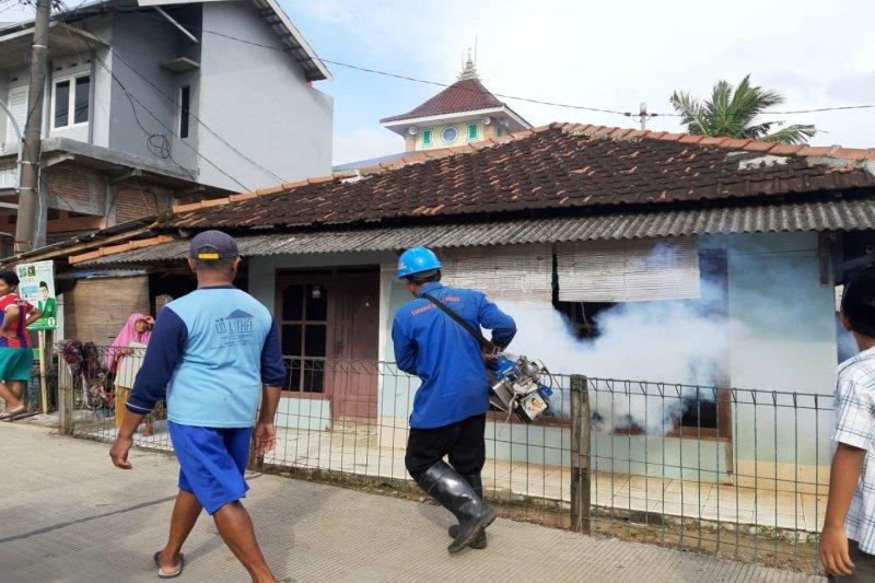 Cegah DBD, pengasapan sasar Desa Wanusobo dan Kedungmalang