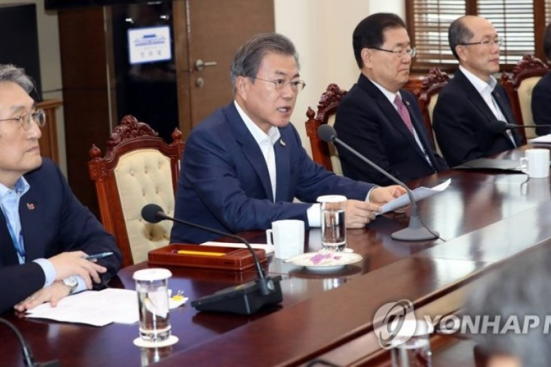 """Hubungan Jepang - Korea Selatan """"sangat parah"""""""