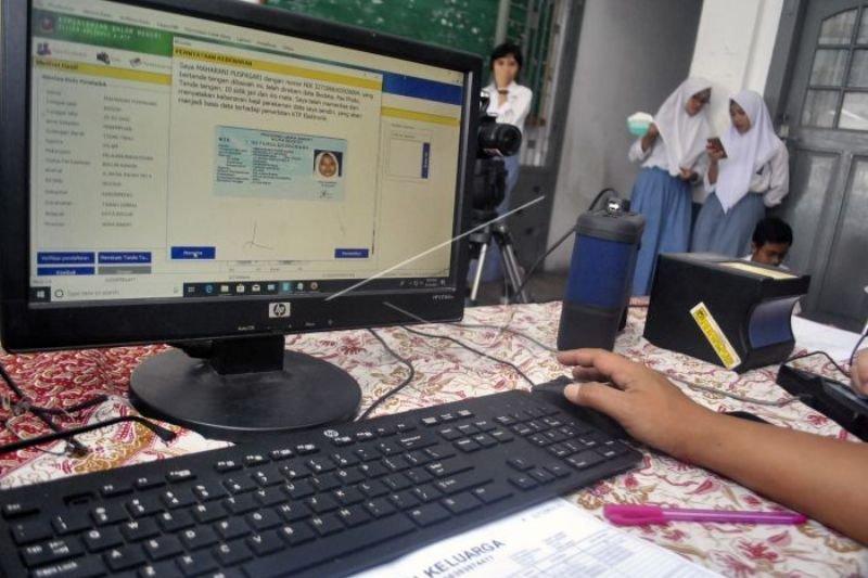 KTP elektronik kembali dipopulerkan sebagai kartu untuk semua layanan