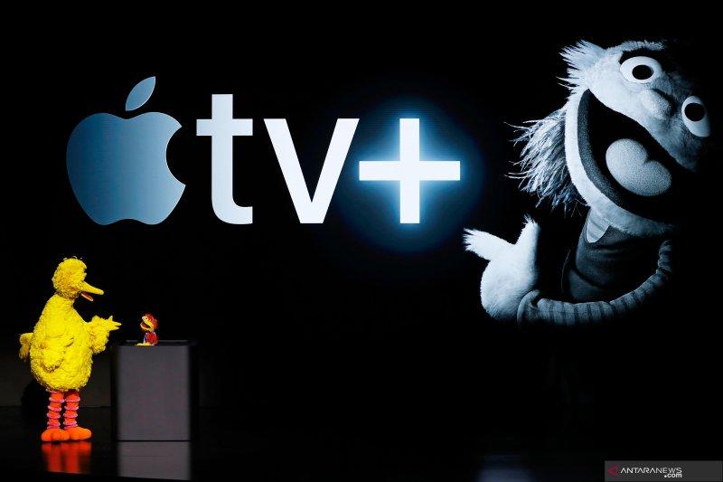 Layanan 'streaming' berlangganan TV+ dari Apple siap meluncur
