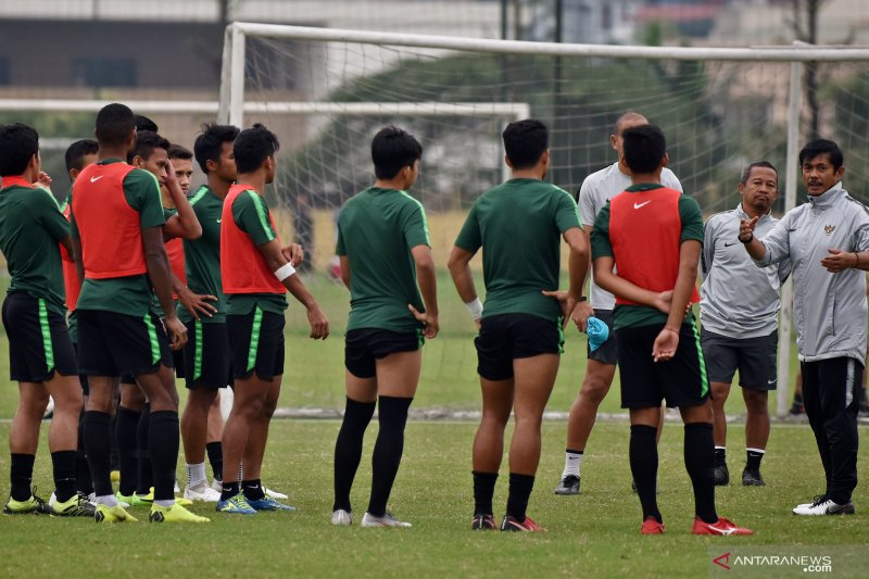 PSSI memastikan timnas U-23 ikuti Merlion Cup 2019 di Singapura