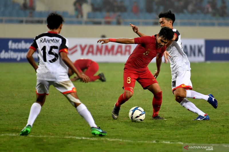 Vietnam lolos ke putaran final Piala Asia U-23 2020