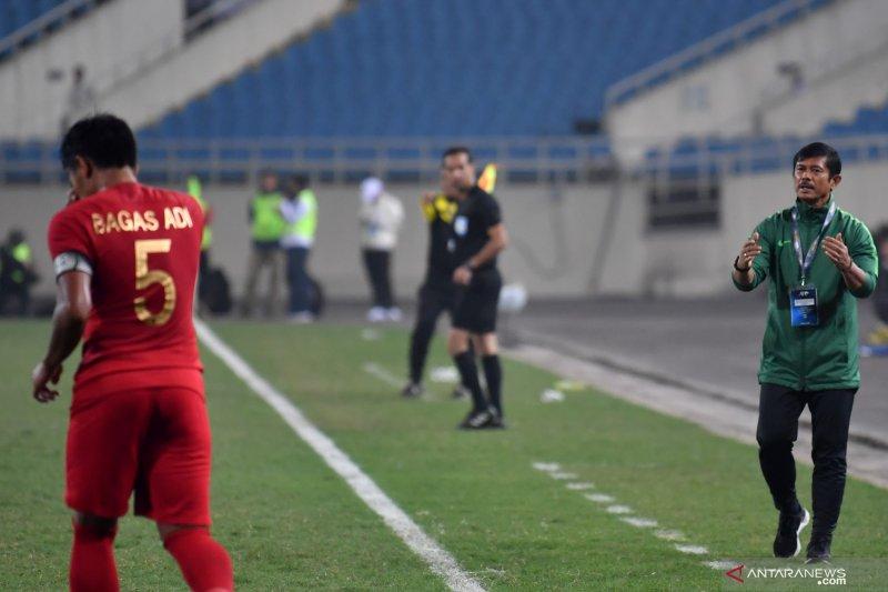 Indra: Timnas U-23 Indonesia bermain tidak sabar kontra Brunei