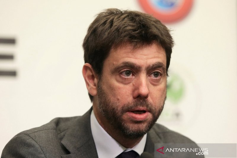 Akibat COVID-19, Pendapatan klub Eropa bisa terpangkas 6,3 miliar euro