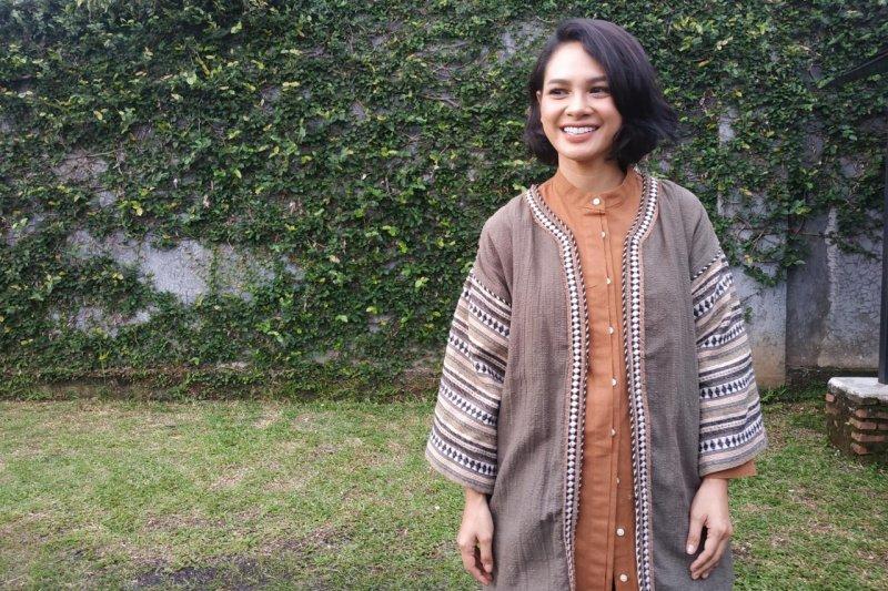 "Andien Aisyah luncurkan video musik ""Biru"""