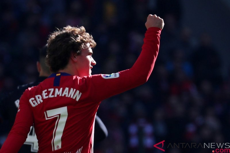 Diego Simeone: Griezmann faktor paling penting  Atletico Madrid