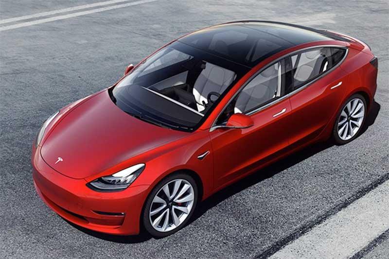 Tesla sukses di Eropa, gusur BMW, Mercedes-Benz dan Audi