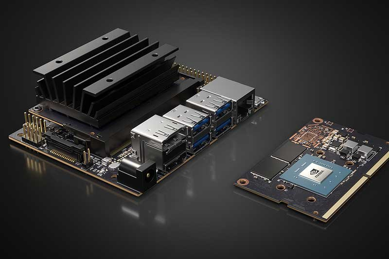 Nvidia rilis Jetson Nano, komputer mini untuk kecerdasan buatan robot