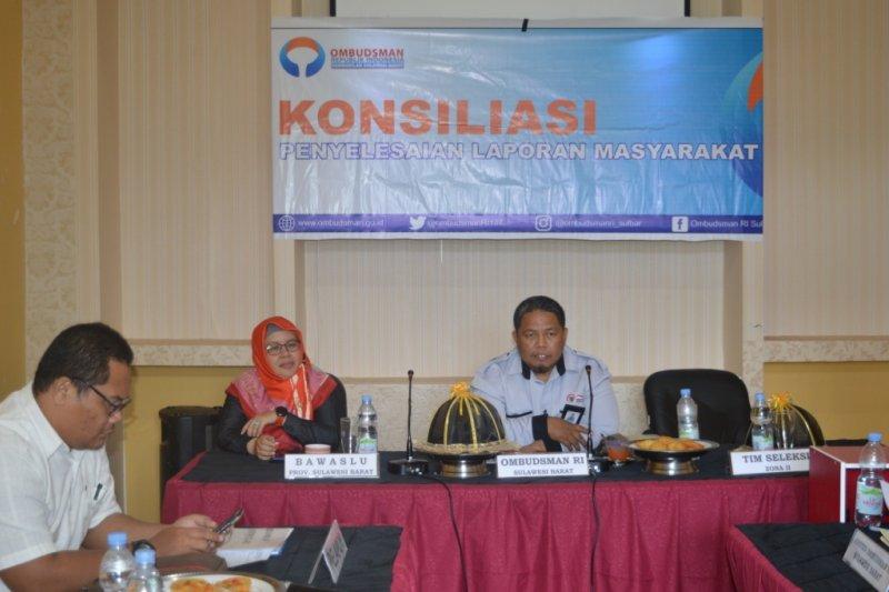 Ombudsman Sulawesi Barat  Ancam Panggil Paksa Timsel Bawaslu